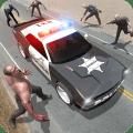Police vs Zombie - Action games 1.2c
