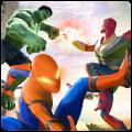Superhero Fighting Games : Grand Immortal Fight 1.5