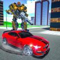 Robot Car Transformation: Robot Shooting Game 1.0.1