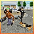 Police Dog Crime Patrol Sniff 1.2
