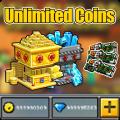 Coins For Pixel Gun 3D Prank 2.0