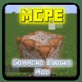 Command Blocks Mod MCPE 0.15.4.0.6