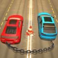 Chained Car Racing Games 3D 2.5c