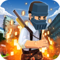 Pixel Battleground Gun: San Andreas Battle Royale 1.2