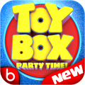 Toy Box Blast Party Time - toys puzzle blast game 406c