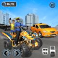 Taxi Cab ATV Quad Bike Limo City Taxi Driving Game 1.3
