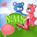 GO SMS Pro Theme teddy bears 4.2