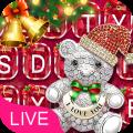 3D Merry Christmas Keyboard 10001001