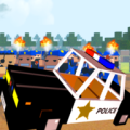 Blocky Police Car Mods 1