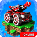 Blocky Cars - Online Shooting Games 7.3.3c