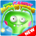 Candy Monsters - Pop The Fruit Candy Juice Crush 26c