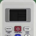 Remote Control For Mitsubishi Air Conditioner 9.2.5