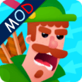 Bowmasters (mod) 1.0.8