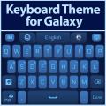 Keyboard Theme for Galaxy 2.8