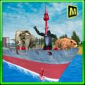 Animal Transport Cargo Ship 1.1