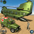 US Army Ambulance Driving Game 2.5