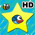 Flappy Blue Bird HD 4