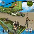 US Army Helicopter Rescue: Ambulance Driving Games 1.5