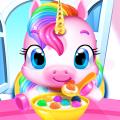 My Baby Unicorn Pet Care - Magical Unicorn Games 1.7