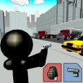 Stickman City Shooting 3D 1.10