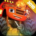 Blaze Monster Machines Racing Hill Climb 2018 1