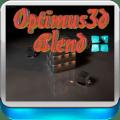 3D Optimus Blend Next Launcher 1.7