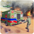US Army Ambulance Rescue Game. 1.0.9