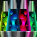 Lava lamp relax magic fluids lights 1.1