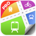NYC Subway,Bus,Rail,Bike Maps 1.2