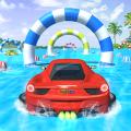 Water Surfing Car Stunts 1.0.18