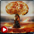 Nuclear Explosion 3D Wallpaper 1.0