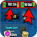 Free Gems Clash Royale - Prank gems Clash Royale