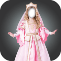 Little Princess costume montage photo frames 1.0.4