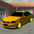 Free Crazy town taxi Parking 1.0