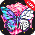 Fun Color:Coloring Games & Happy Color by Number 1.0.58
