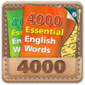 4000 Essential English Words 7.0.2