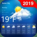 Weather & Clock Widget Android 50