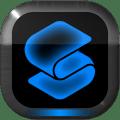 NEON BLUE Smart Launcher Theme 2.30
