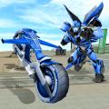 Flying Bike Steel Robots 1.2.2