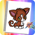 How to Draw Chibi Anime Cats 1.5.101