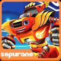 Blaze Robot Monster Machines 1.0