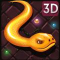 3D Snake . io 4.5