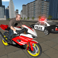 Bike Police Pursuit: Cop Chase & Escape 3