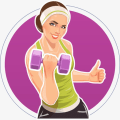 Female Fitness - Workout at Home 1.0