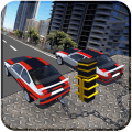 Impossible chained car racing 1.0