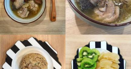 茜茜食譜【香菇雞湯冬季進補 | 阿基師簡易版】