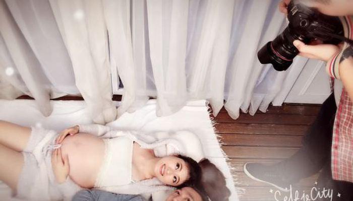 【茜茜大肚婆日記-第8個月(29-32週)之拯救懷孕後期不舒服】