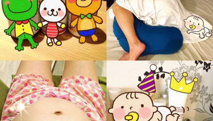 【茜茜大肚婆日記 | 孕媽咪的採購清單-懷孕初期用品篇】