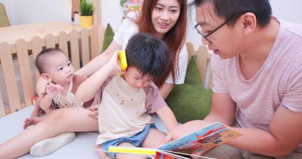 寶寶繪本推薦【華碩立體童書團 提高寶寶專注力!】