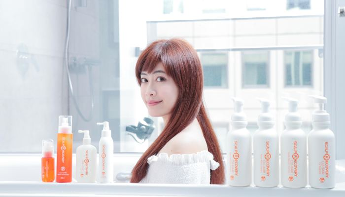【產後維持頭髮豐盈感、不再油臭頭   髮基因 頭皮頭髮護理專家】